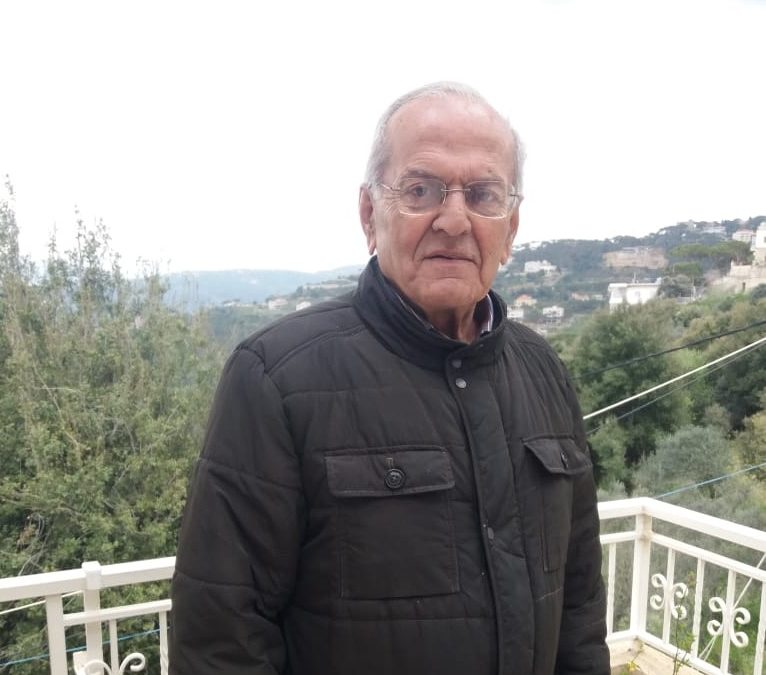 Hima Farm Heroes: Jawad Noueihed
